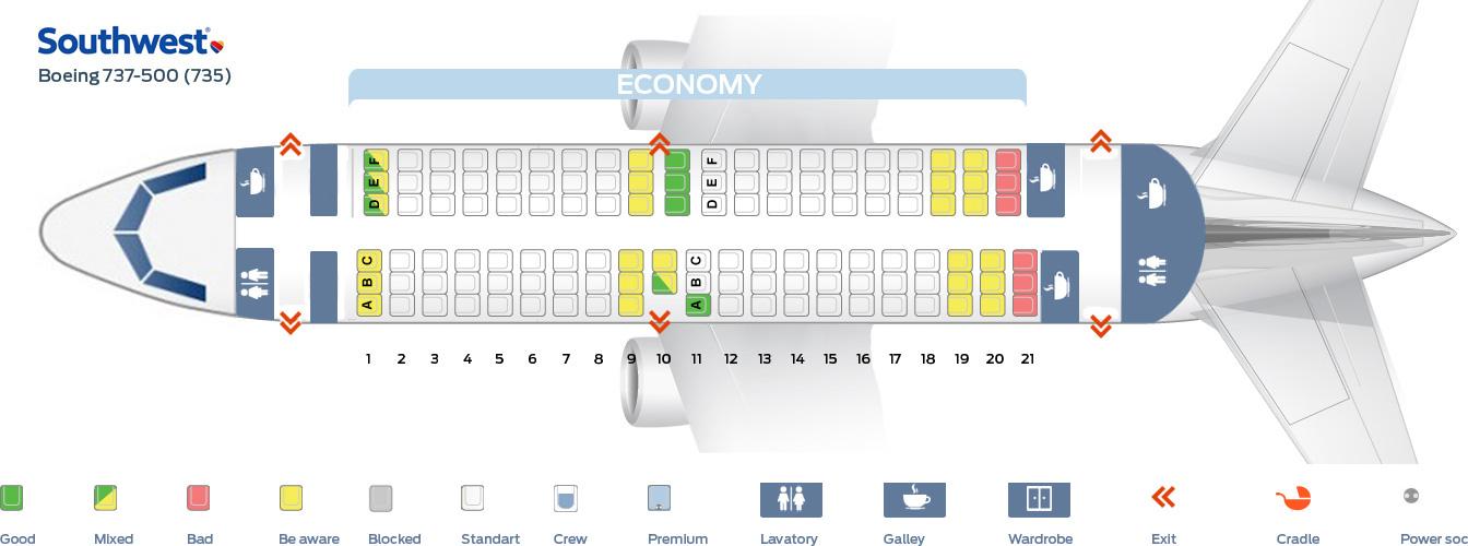 Seat_map_Southwest_Boeing_737_500