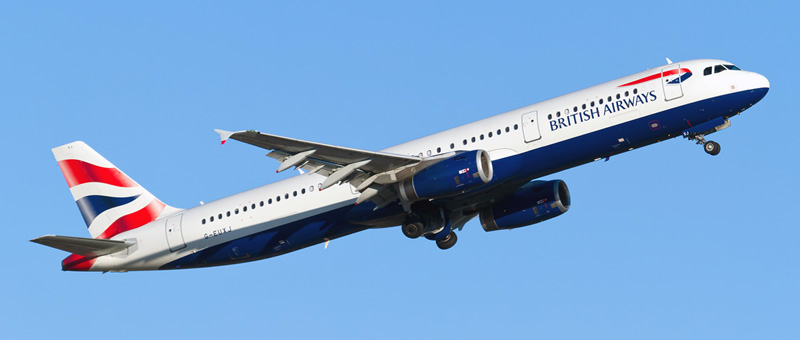 Airbus A321-200 British Airways. Photos and description of the plane