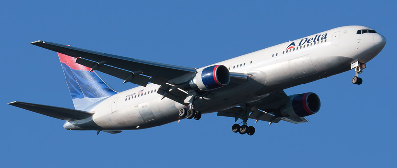 Boeing 767-300 Delta Airlines. Photos and description of the plane
