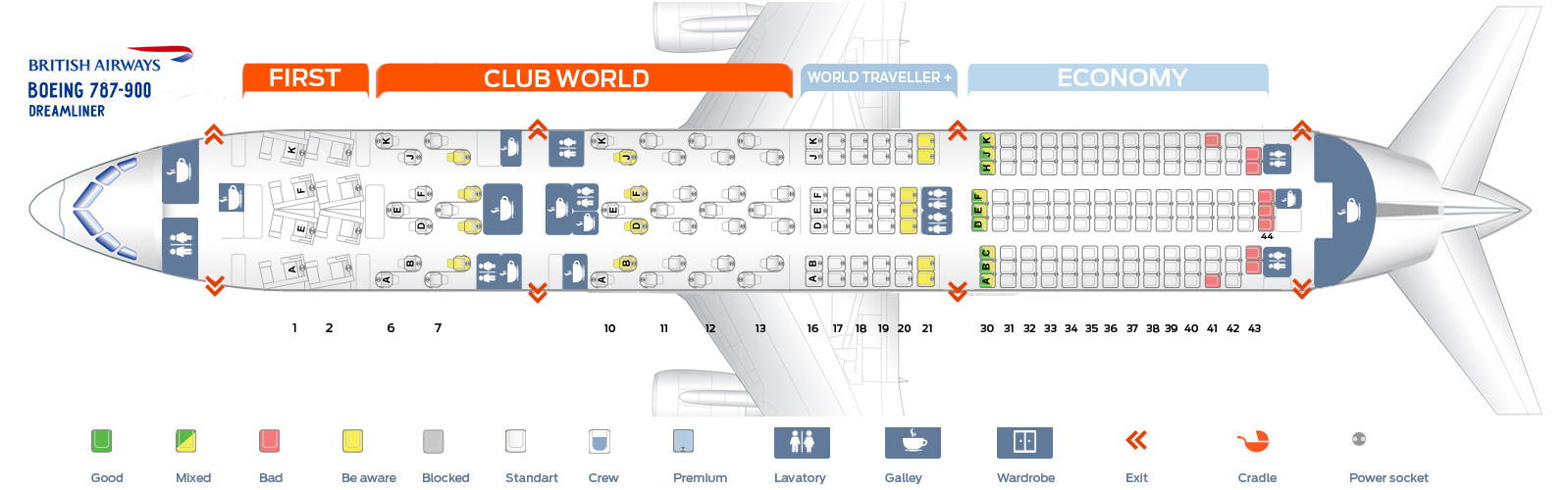 Dreamliner Seat Map Brokeasshomecom - Us airways seat map