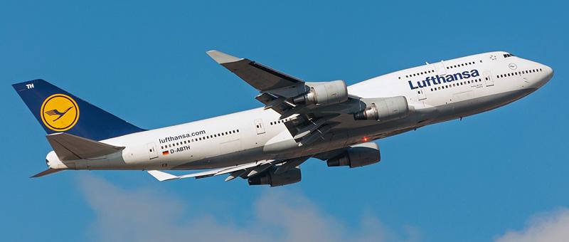 Boeing 747-400 Lufthansa. Photos and description of the plane
