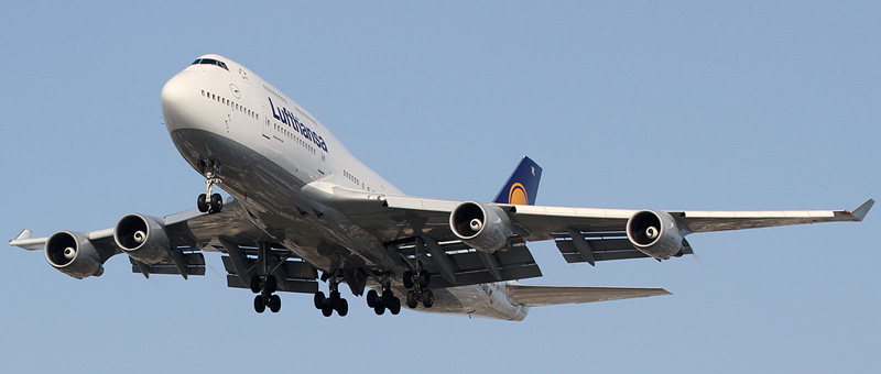 """Seat map Boeing 747-400 """"Lufthansa"""". Best seats in the plane"""