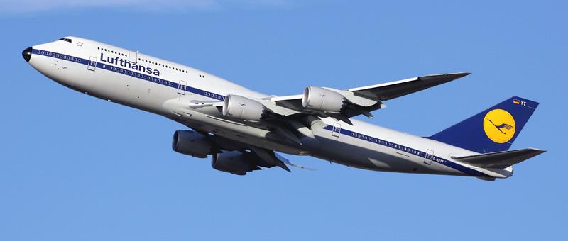 Boeing 747-800 Lufthansa. Photos and description of the plane