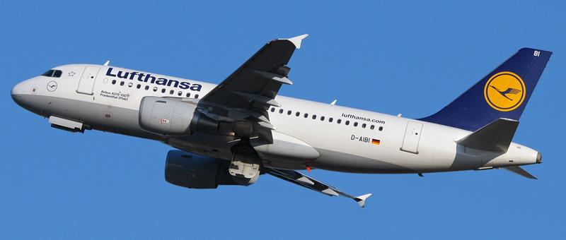 Airbus A319-100 Lufthansa. Photos and description of the plane