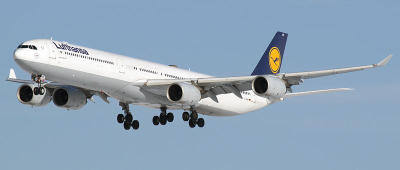 Airbus A340-600 Lufthansa. Photos and description of the plane