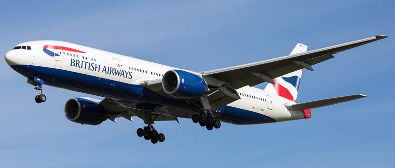 """Seat map Boeing 777-200 """"British Airways"""". Best seats in the plane"""
