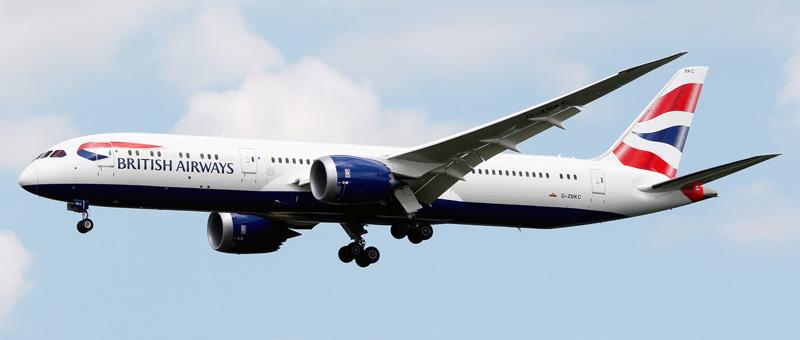 """Seat map Boeing 787-9 """"British Airways"""". Best seats in the plane"""