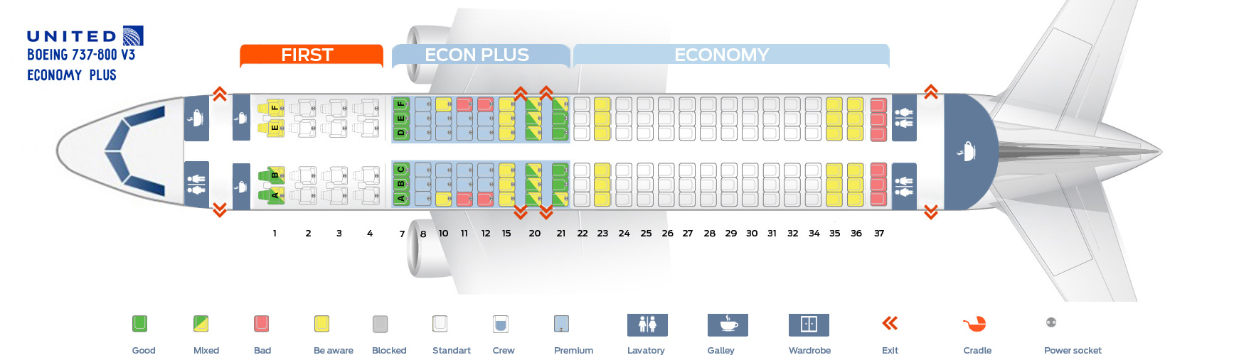 Seat_map_United_Airlines_Boeing_737_800_v3_Economy_Plus