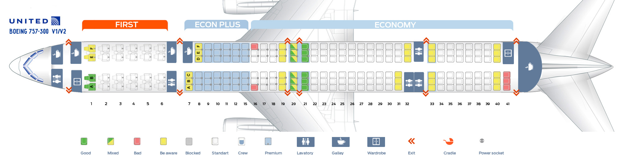 Delta Airlines Seating Chart 757 Brokeasshome Com