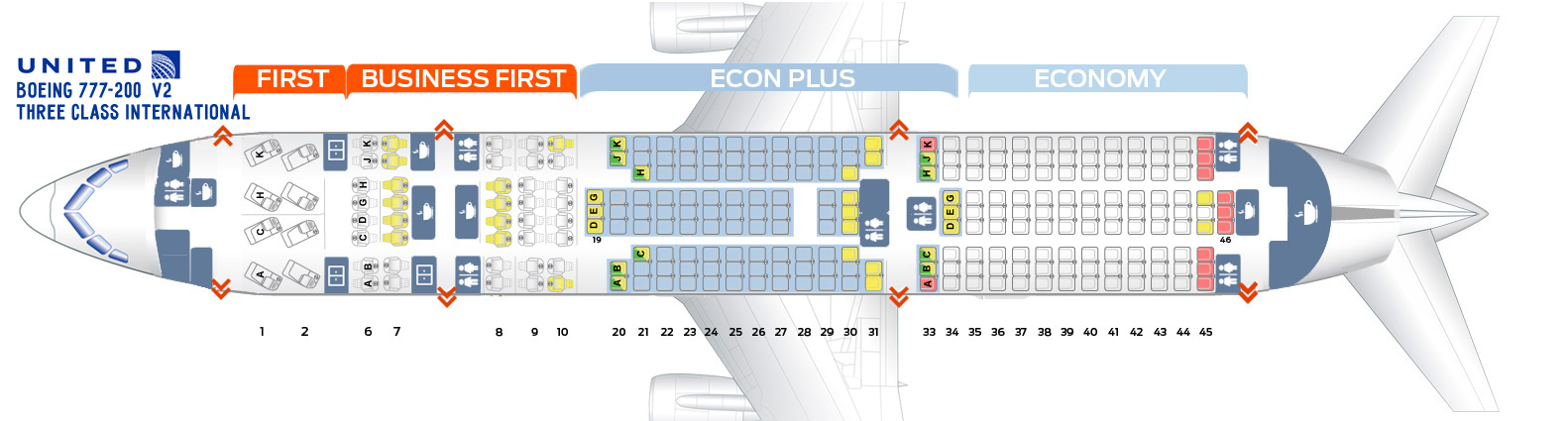 Seat_map_United_Airlines_Boeing_777_200_Three_Class_International_v2