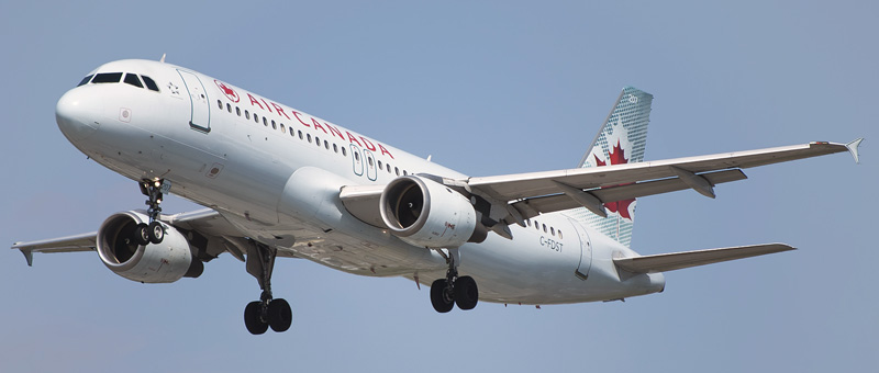 Airbus A320-200 Air Canada. Photos and description of the plane