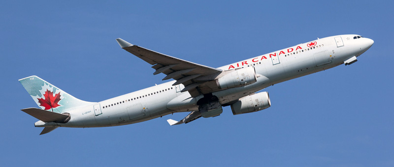 Airbus A330-300 Air Canada. Photos and description of the plane