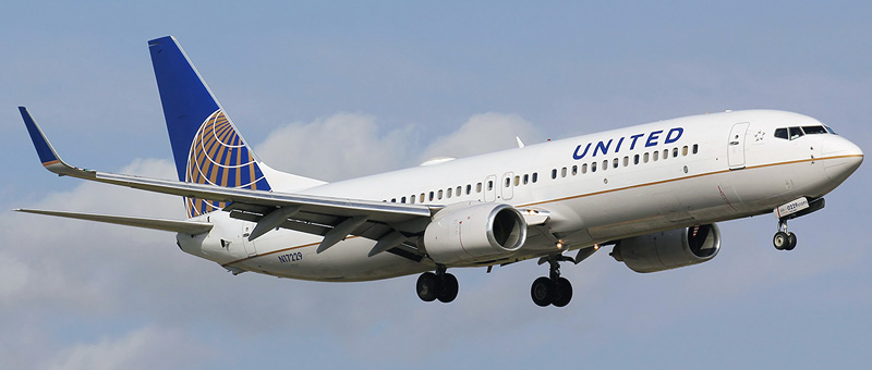 Seat Map Boeing 737 800 United Airlines Best Seats In Plane