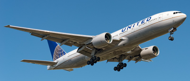 """Seat map Boeing 777-200  """"United Airlines"""". Best seats in the plane"""