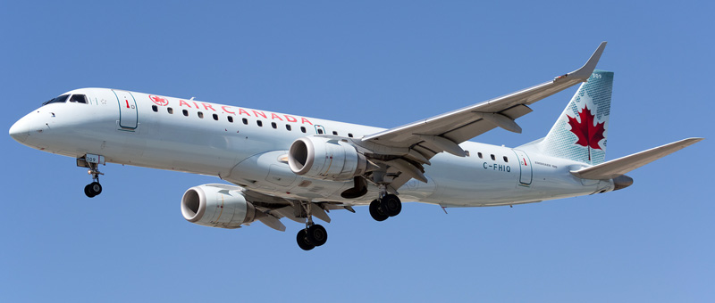 Embraer ERJ-190AR Air Canada. Photos and description of the plane