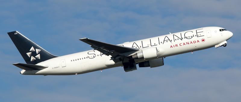 Boeing 767-300 Air Canada. Photos and description of the plane