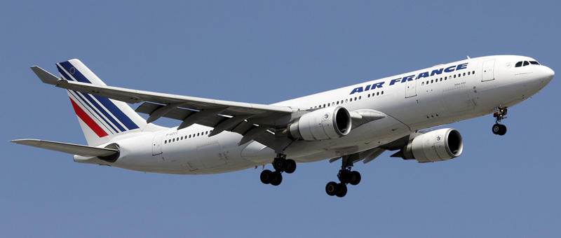 Airbus A330-200 Air France. Photos and description of the plane