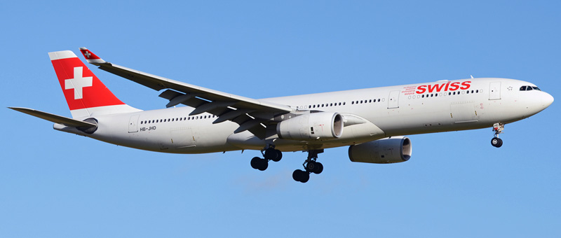 Airbus A330-300 Swiss Airlines. Photos and description of the plane