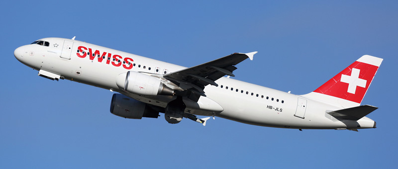 Airbus A320-200 Swiss Airlines. Photos and description of the plane