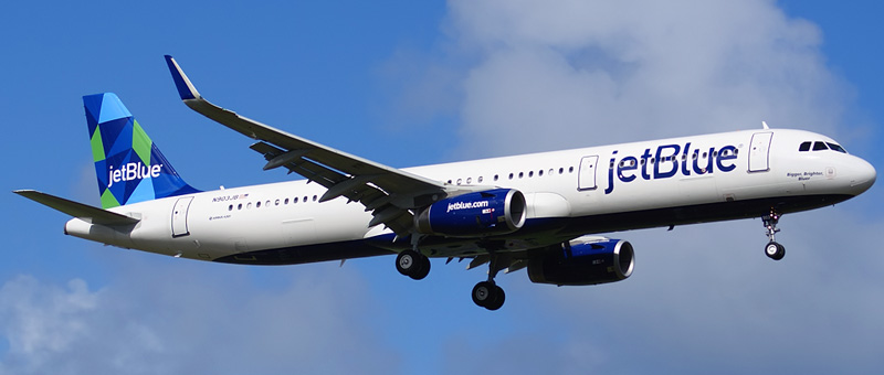 JetBlue Airways Airbus A321-231 n903jb