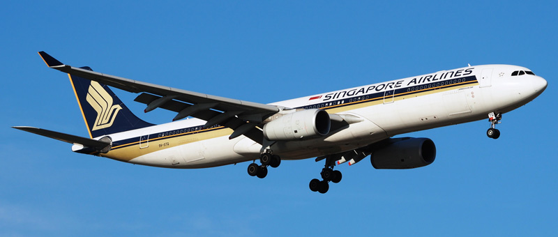 Airbus A330-300 Singapore Airlines. Photos and description of the plane