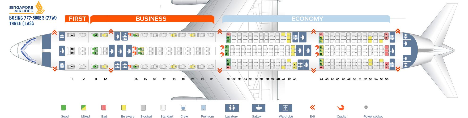 Seating Plan For Boeing 777 300er Jet Brokeasshome Com