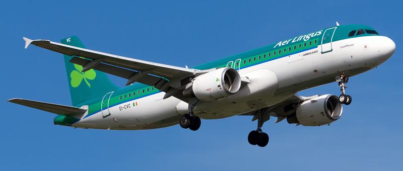 Aer Lngus Airbus A320-214