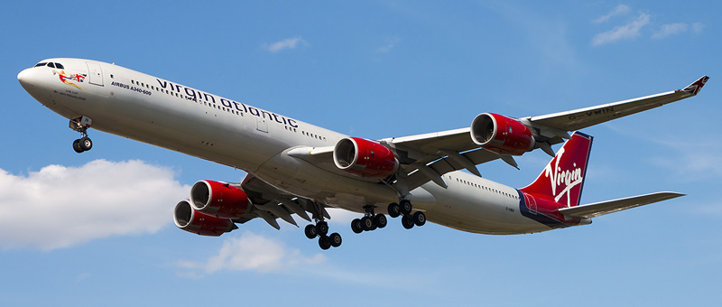 Airbus A340-600 Virgin Atlantic. Photos and description of the plane