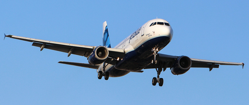 Airbus A320-200 JetBlue. Photos and description of the plane