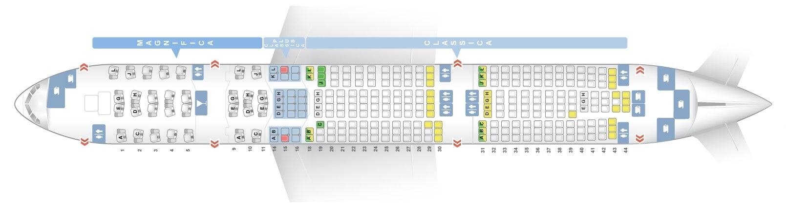 Alitalia Seating Charts Brokeasshome Com