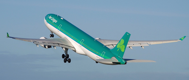 Airbus A330-300 Aer Lingus. Photos and description of the plane