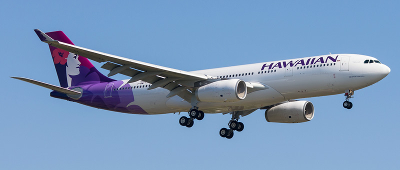 Hawaiian Airlines Airbus A330-243