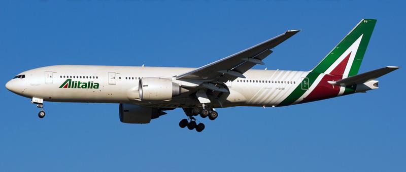 Boeing 777-243er Alitalia