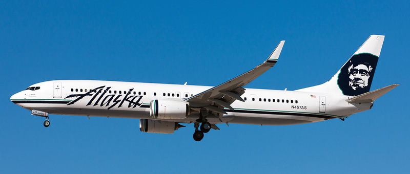 Boeing 737-900 Alaska Airlines. Photos and description of the plane