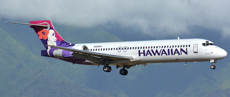 Boeing 717-200 Hawaiian Airlines. Photos and description of the plane