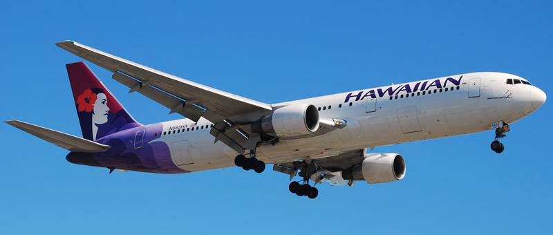 Boeing 767-300 Hawaiian Airlines. Photos and description of the plane