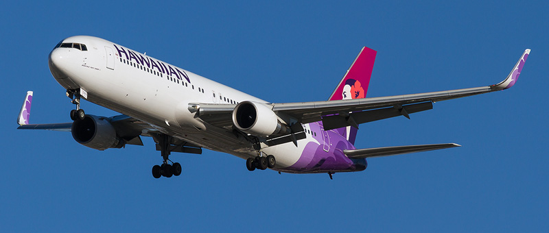 Hawaiian Airlines Boeing 767-300