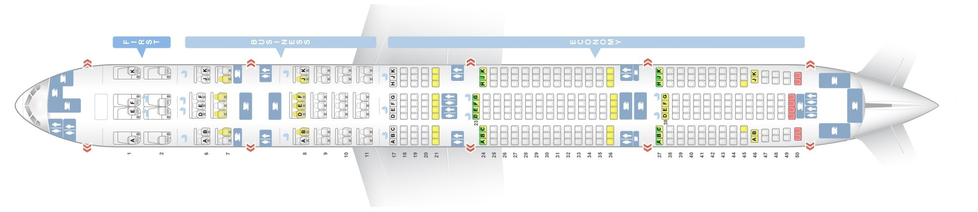 Emirates Boeing 777 Seat Map Brokeasshome Com
