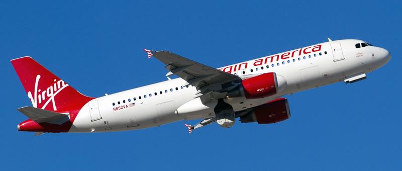 Virgin America Airbus A320-200