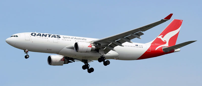 Qantas Airways Airbus A330-200