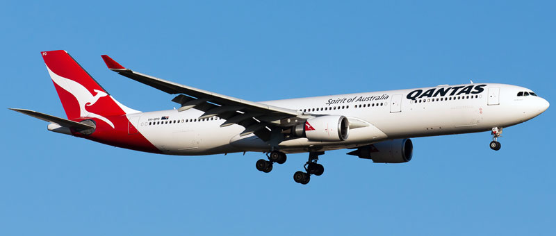 Qantas Airways Airbus A330-300