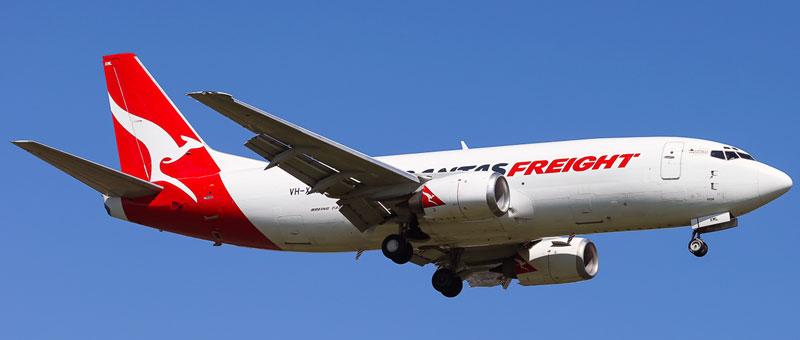 Qantas Airways Boeing 737-300