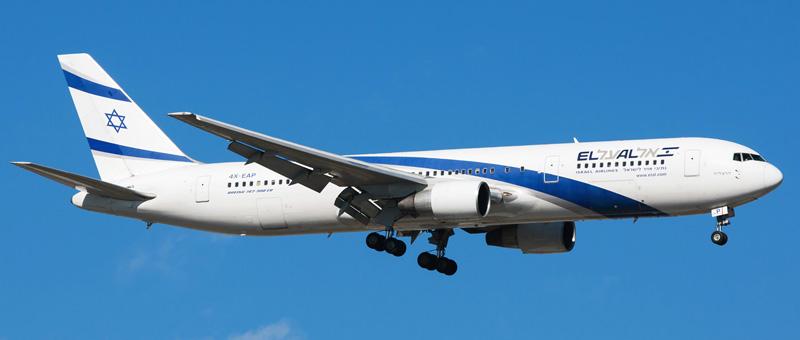 El Al Boeing 767-300