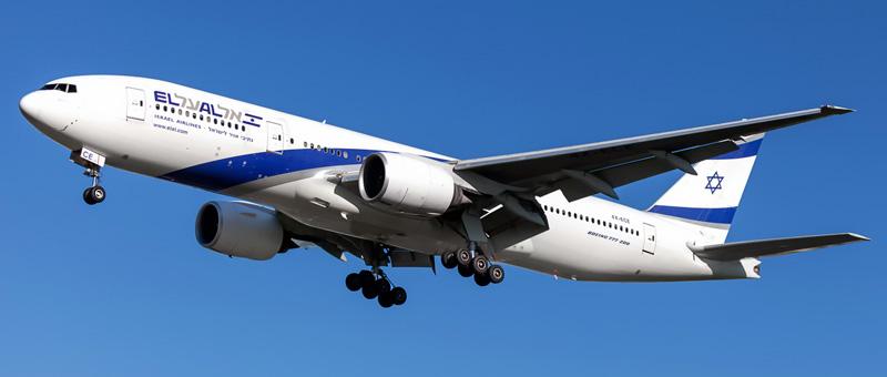 El Al Boeing 777-200