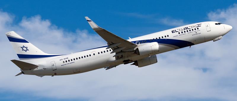 El Al Israel Airlines Boeing 737-900
