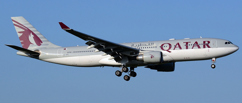Airbus A330-200 Qatar Airways. Photos and description of the plane