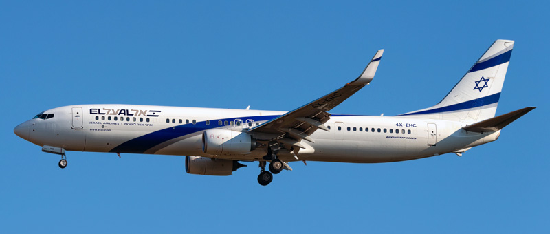 Boeing 737-900 El Al. Photos and description of the plane