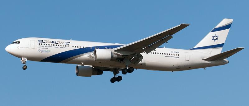 Seat map Boeing 767-300 El Al. Best seats in the plane