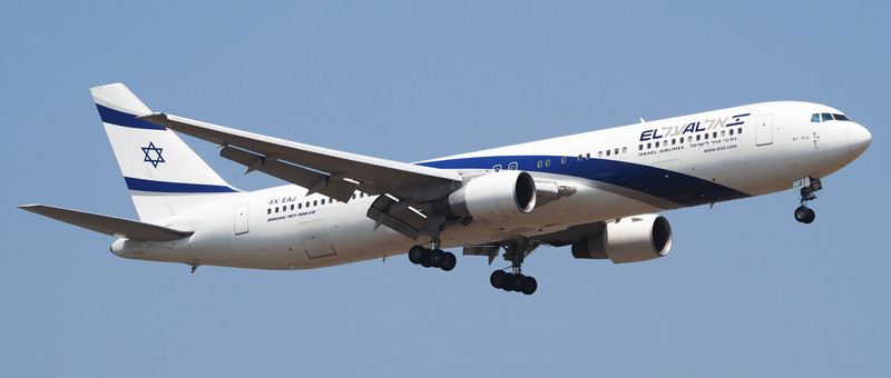 Boeing 767-300 El Al. Photos and description of the plane