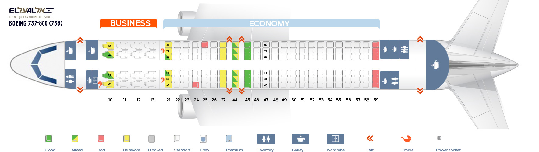 Boeing 737 800 Seating Plan Brokeasshome Com
